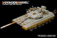 Voyager 1:35 Modern Russian T-80B MBT (Smoke Discharger Include) PE35653*
