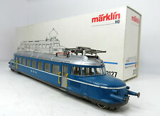 MÄRKLIN 3127 HO SCALE OEBB RBE 2/4 BLAUER PFEIL ELECTRIC RAILCAR 6081 DIGITAL