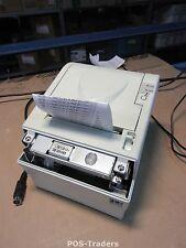 ORIENT BTP-2002NP Thermal Ticket Receipt POS Drucker WHITE PARALLEL NO FRONT COV