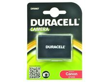 Duracell DR9967 Replacement Digital Camera Battery for Canon LP-E10 Battery