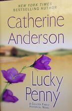 Lucky Penny by Catherine Anderson hard cover Book Club edition romance