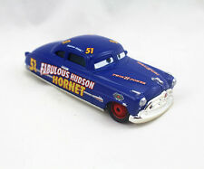Disney Pixar Mattel Diecast Metal NO.51 Doc Fabulous Hudson 1:55 Car Toy