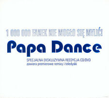 = PAPA DANCE - 1000000 FANEK NIE MOGLO... CD/DVD/sealed