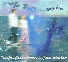 Jennifer Grace and the Star...-Will You Take a Chance in Faith With Me CD NEW