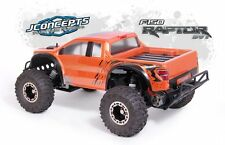 JConcepts 0084 Ford Raptor SVT Clear Body Slash 2wd and 4wd