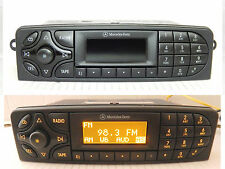 Mercedes Benz Radio for C class W203, CLK, Convertible, AMG, by ALPINE CM1010