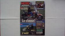 MOTO JOURNAL - n°1229 - 02/05/1996 - Yamaha 1300 Royal Star