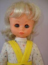 VANIA MIGLIORATI BAMBOLA con PARRUCCA CAPELLI BRUNI poupee vintage fashion doll