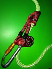 70cm ROPE PRUSIK ARBORIST TREE SURGERY RIGGING CLIMBING....
