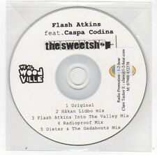 (FC18) Flash Atkins ft Caspa Codina, The Sweetshop - DJ CD