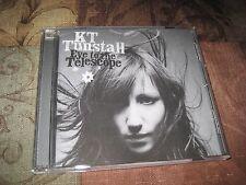Eye to the Telescope by KT Tunstall (CD, Feb-2006, Virgin/Relentless/EMI)