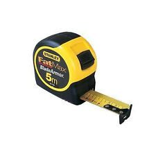 STANLEY 5m FatMax Tape Measure BladeArmor  METRIC ONLY Fat max