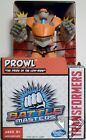 PROWL Transformers Battlemasters Autobot Figure and Controller 2014