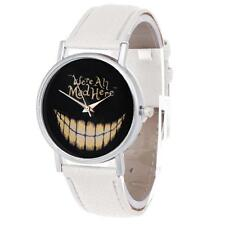 Wristwatch, Alice in Wonderland White, Mov. quartz # 555, Watches / Jewelry
