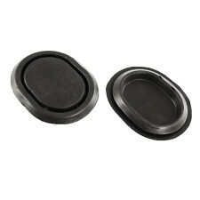 79-93 Mustang Hatchback Rubber Plug, Oval, Bottom Corners of Hatch (2)