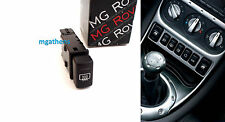 MGTF MGF MG TF rear window heated switch hardtop hood mk2 genuine NEW