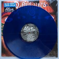 BUFFALO KILLERS - LET IT RIDE (PRODUCED BY DAN OF THE BLACK KEYS) BLUE VINYL LP