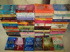 HUGE Lot of (63) NORA ROBERTS Romance Books WHISKEY BEACH MacGregors NIGHT TALES
