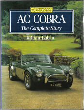 AC Cobra The Complete Story inc Carroll Shelby Ace Daytona Coupe Dodge Viper +