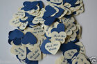 Table CONFETTI 1000 HEARTS - will decorate UP TO 10 TABLES seating 8-12 guests