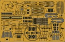 PARAGRAFIX 1/350 Star Trek: USS Enterprise Refit Photo-Etch PLL PGX111