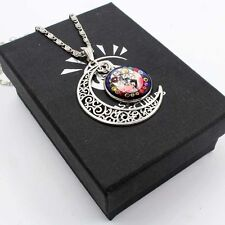 1PCS RWBY Blake Belladonna Necklace Pendant Box Cosplay Costume Collectibles Hot