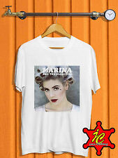 New Marina and The Diamonds T Shirt Unisex Cotton Marina Primadonna Diamandis