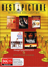 American Beauty No Country Old Men Beautiful Mind Forrest Gump Terms Endearment