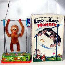 AUTOMATE-LOOP THE LOOP MONKEY-FONCTIONNE + VIDEO-BOÎTE-TN Co.-MADE IN JAPAN