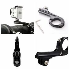 CAMERA Bike Motorcycle Handlebar Bar Mount Adapter GoPro Hero 5 4 3+ 3