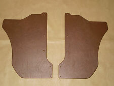 Datsun 1200, b110, b120, ute, sedan, wagon,brown vinyl kick trims. NEW!
