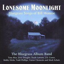 FREE US SH (int'l sh=$0-$3) NEW CD Bluegrass Album Band: Lonesome Moonlight: Son