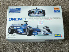 Revell Dremel Grand Prix  1/24 model  Collectors Edition F1 Car