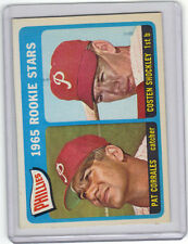 1965 Topps Phillies Rookies - Pat Corales #107 Ex-Mt - NO CREASES