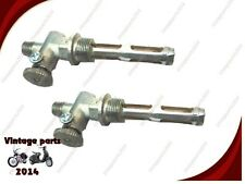 BSA GOLD STAR PETROL TAP 2 PEACES  (LOWEST PRICE)