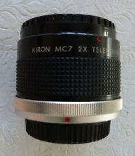 Kiron MC7 2X Teleconverter for Canon C & FD Film Cameras