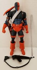 DC Universe Classics Wave 3 Deathstroke with Mask DCUC 100% Complete