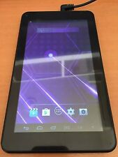 """Digital2 Plus 7"""" 512 MB 4GB Dual Core A23 Android 4.4.2 Black"""