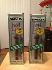 (2) Aladdin Stanley 1 Quart Thermos Coca Cola Classic Label BRAND NEW NEVER USED