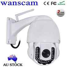 5 OPT ZOOM PTZ ONVIF 720P HD IR-CUT OUTDOOR WIRELESS WIFI IP CAM SECURITY CAMERA