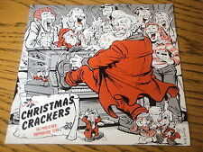 "PUBLIC BAR SUPPORTERS CLUB - CHRISTMAS CRACKERS     7"" VINYL PS"