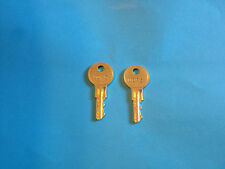 2 1998 to 2012 Coleman Fleetwood Entrance Keys 8025 Step Door Pop-Up Camper Key