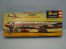 Boeing 707 Flagship American Airlines  by Revell 'S' kit 1958 No. H246-98 L@@K