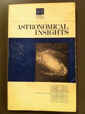 Astronomical Insights ABC Book Peter Pockley Astronomy Csiro 1970