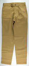 New. ADAM KIMMEL Brown Cotton Casual Pants Size XS $450