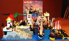 LEGO PIRATES 6277 IMPERIAL TRADING POST - COMPLETE W INSTRUCTIONS