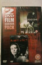 THE DEAD ONE / SILENT NIGHT BLOODY NIGHT.  2 x film pack. New - still sealed.