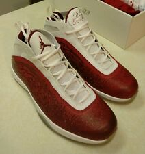 Jordan 2011 Team Red White West All Star Cherry 436771-602 Sz 14 FREE SHIPPING