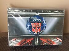 OPTIMUS PRIME Transformers Comic Con 2011 Exclusive First Edition Figure Set NEW