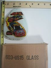 FREE US SHIP ok touch lamp replacement glass panel NASCAR Jeff Gordon 603-US15